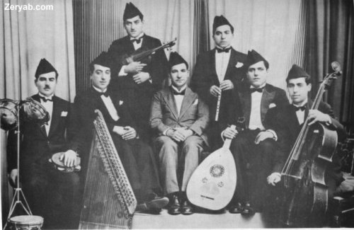 Egyptian Music Facts