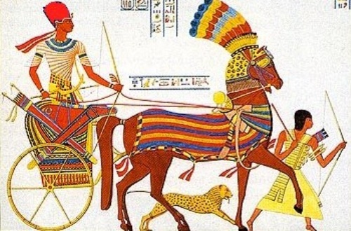 Egyptian Weapons Facts