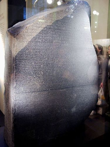Egyptian Writing Facts