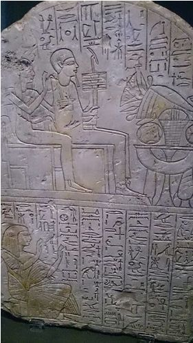 Egyptian Writing Pic