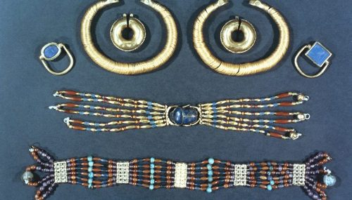Egyptian jewelry Facts