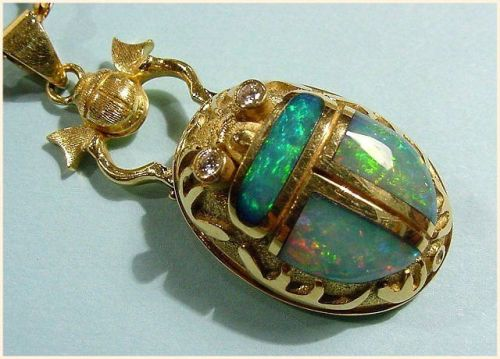 Facts about Egyptian jewelry