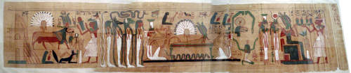 Egyptian Afterlife Facts
