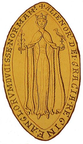 Eleanor of Aquitaine Seal