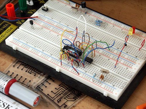 Electric Circuit Pic