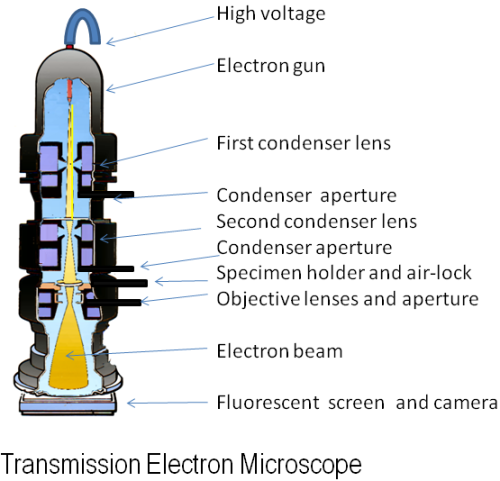 Electron Microscope Parts