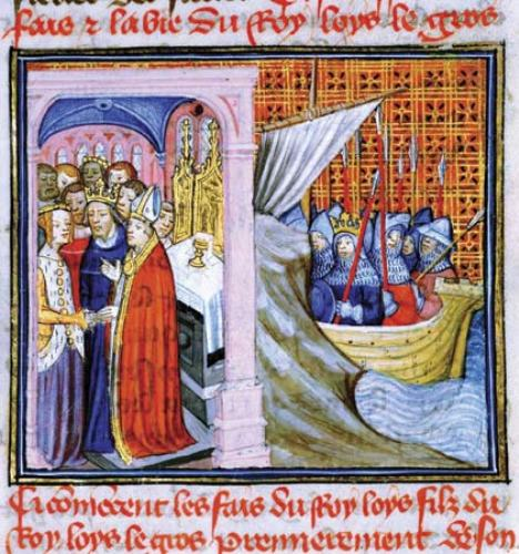 Facts about Eleanor of Aquitaine