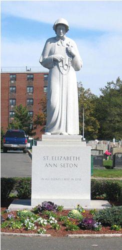 Elizabeth Ann Seton Statue