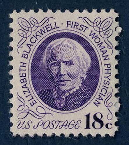 Elizabeth Blackwell Stamp