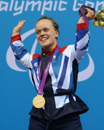 Facts about Ellie Simmonds