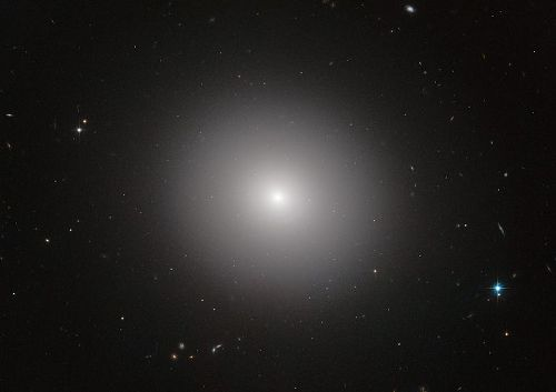 Elliptical Galaxies Pic
