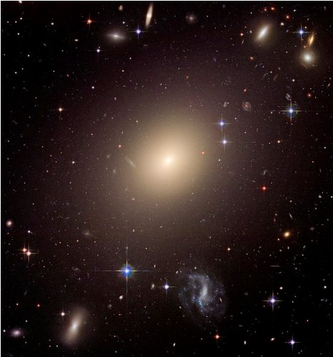 Elliptical Galaxies