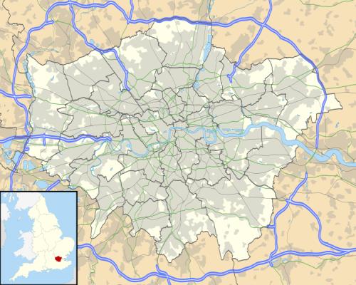 Eltham Map