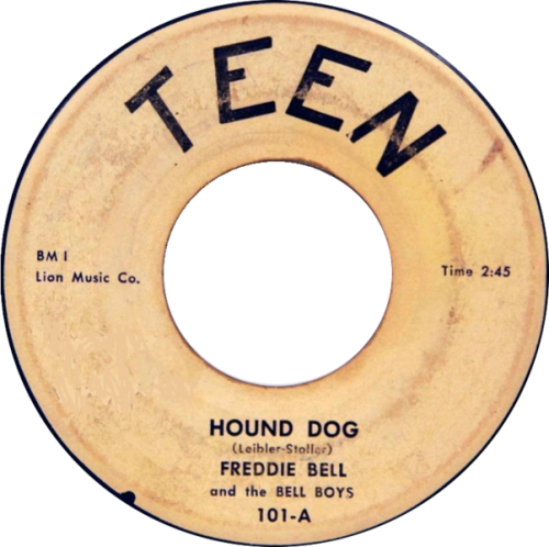 Elvis Presley's Hound Dog Facts