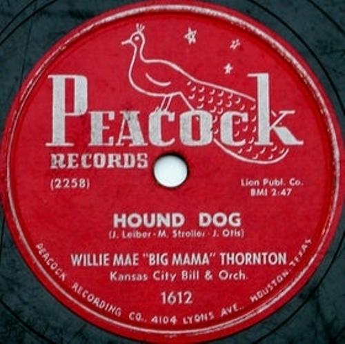 Elvis Presley's Hound Dog