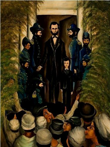 Emancipation Proclamation Lincoln