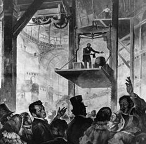 Facts about Elisha Otis