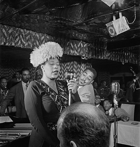 Facts about Ella Fitzgerald