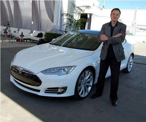 Musk and Tesla