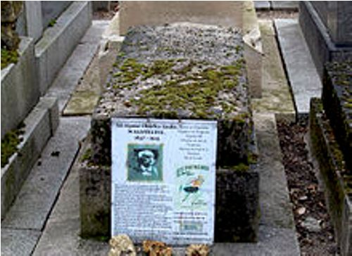 Emile Waldteufel Grave